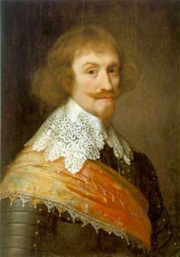 Com a invasão holandesa, Maurício de Nassau foi indicado para administrar a colônia holandesa no Nordeste.[2]