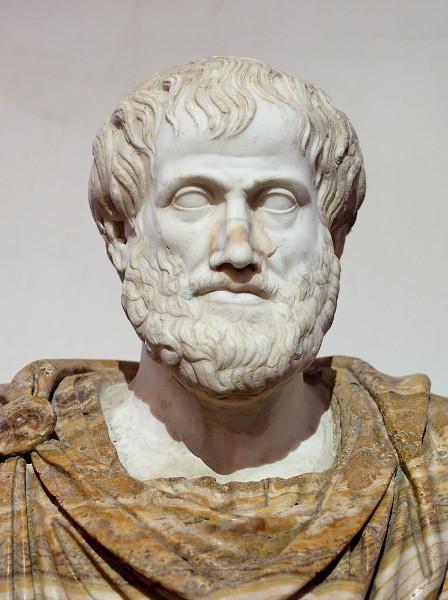 Aristóteles foi um dos primeiros filósofos a desenvolver um pensamento sistemático sobre a ética.