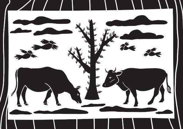 """""""Conversa de bois"""" é uma narrativa que traz um elemento diferente das demais: o diálogo entre animais."""