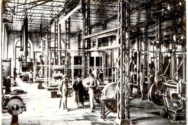 O papel da gerência era indispensável para o bom funcionamento do sistema produtivo. Ao gestor cabia a supervisão dos trabalhadores.