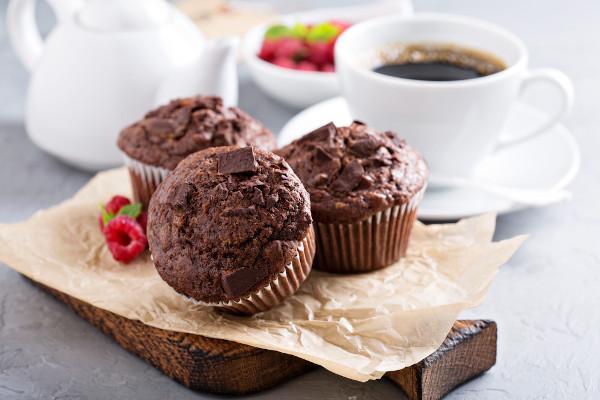 Muffins são alimentos versáteis, uma vez que podem ser feitos com os mais diversos ingredientes.