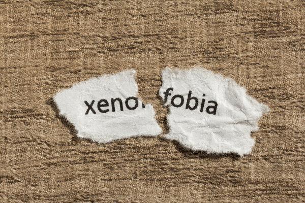 Embora a discussão acerca da xenofobia esteja em alta nos dias de hoje, a xenofobia é um problema muito antigo.