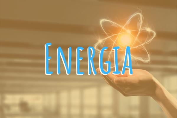 A energia é definida como a capacidade de realizar trabalho.
