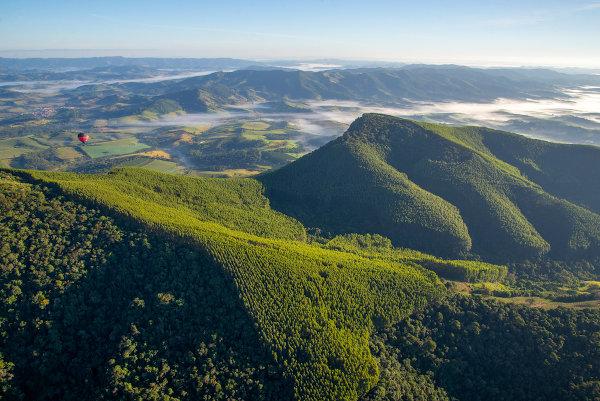 Serra da Mantiqueira, Minas Gerais.