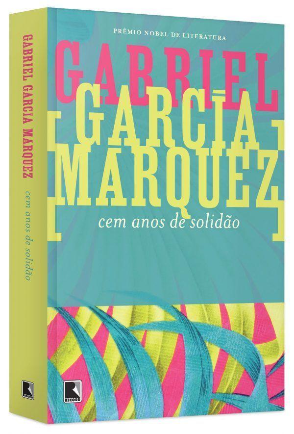 Capa do livro Cem anos de solidão, de Gabriel García Márquez, publicado pelo Grupo Editorial Record. [1]
