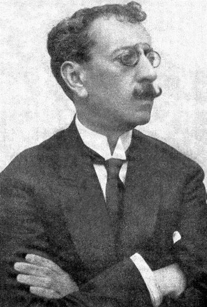 Olavo Bilac.