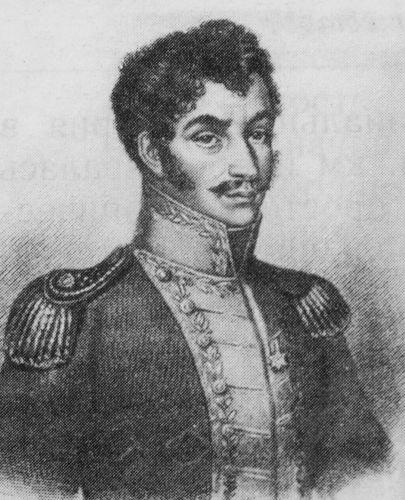 Simón Bolívar pertencia a uma família da aristocracia criolla da Venezuela.[1]