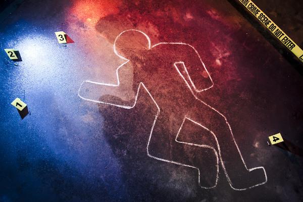 O Brasil é um dos países com os maiores índices de homicídios não resolvidos.