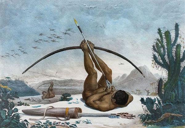 O modo de vida dos índios não se adaptou ao trabalho escravo exigido pelos portugueses nos primeiros anos de colonização brasileira.