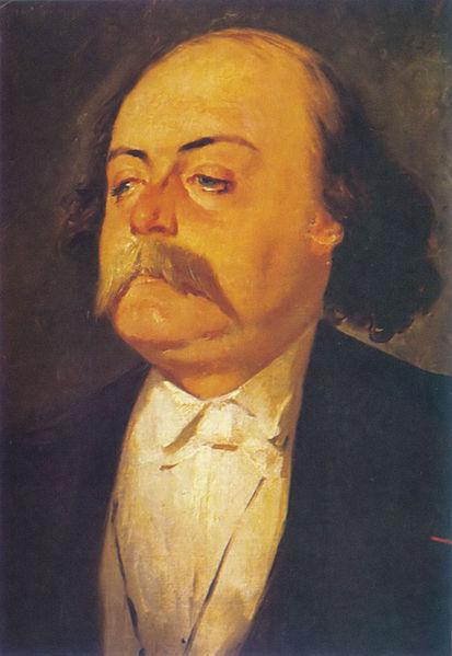 Gustave Flaubert deu início à estética realista, que se contrapunha à idealização e ao platonismo românticos.