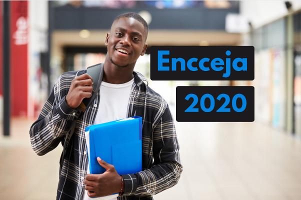 Participantes não podem entrar com recursos contra gabaritos do Encceja 2020