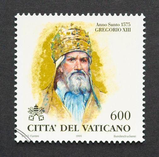 No século XVI, o papa Gregório XIII criou o calendário gregoriano e tornou o 1º de janeiro o primeiro dia do ano.[1]