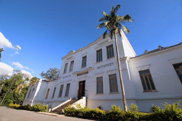 Instituto Butantan está localizado em São Paulo e tem mais de cem anos de história. [1]