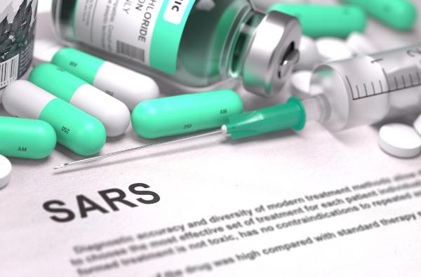 A Sars é uma doença causada pelo Sars-CoV, da mesma família de vírus responsáveis por causar resfriados.