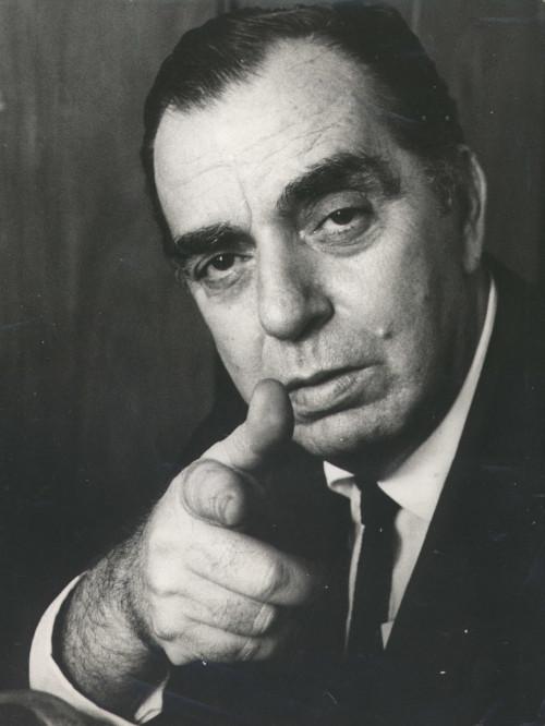 Nelson Rodrigues, em 1971.