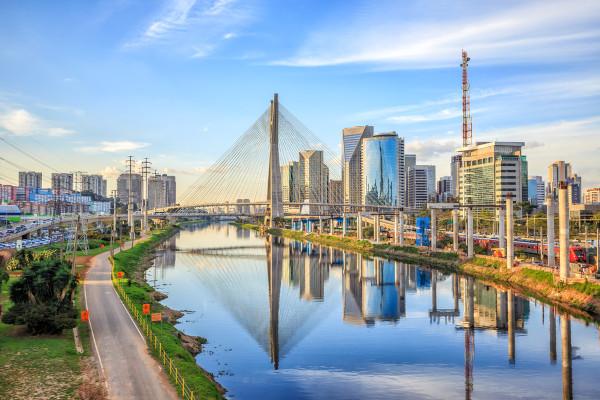 São Paulo é a cidade mais populosa do Brasil e a quarta maior aglomeração urbana do mundo.