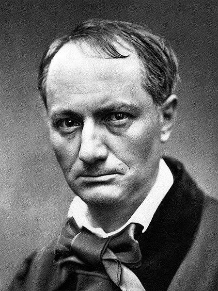 Charles Baudelaire é considerado um dos maiores nomes do simbolismo mundial.