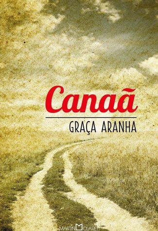 Capa do livro Canaã, de Graça Aranha, publicado pela editora Martin Claret.[1]