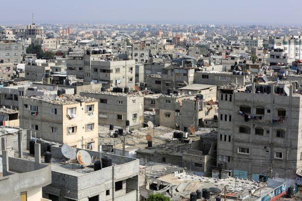 Atualmente, o Hamas é a principal força presente na Faixa de Gaza.[1]
