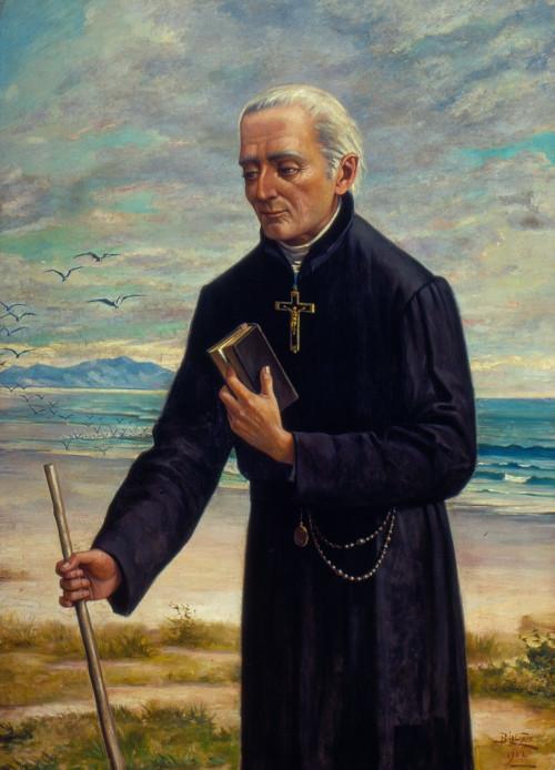 Depois se mudou para o estado do Espírito Santo e, no final da vida, em 1596, foi morar em Reritiba, onde morreu em 9 de junho de 1597