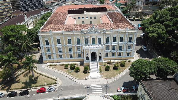 Palácio Anchieta.