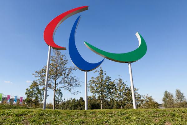 Símbolo do Comitê Paralímpico Internacional