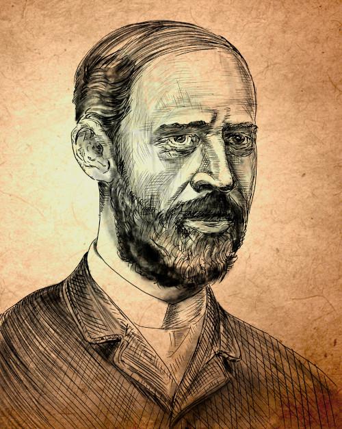 Heinrich Rudolf Hertz.