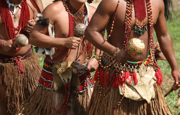 O Dia Internacional dos Povos Indígenas é celebrado em 09 de agosto.