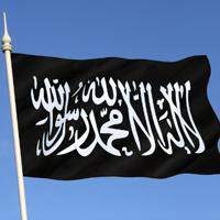 Al-Qaeda bandeira
