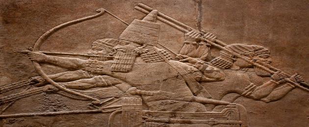 Assírios X Babilônios
