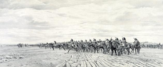 Exército de Napoleão Bonaparte e a inspiração literária