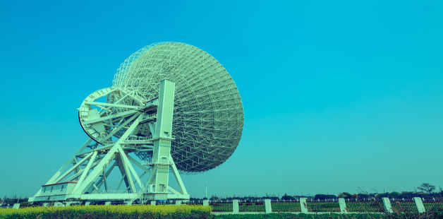 Radiotelescópios
