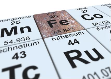Ferro obten o do ferro fontes e aplica es brasil escola - Simbolo de aluminio ...