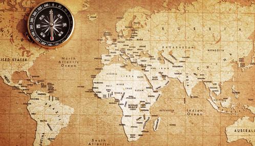 Resultado de imagem para cartografia moderna