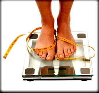 Para saber se est� obesa, a pessoa deve realizar um c�lculo que envolve sua massa e sua altura: o IMC