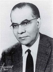 Josué de Castro, um dos principais pensadores da Geografia