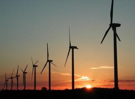 A energia eolica E UMA Fonte de Energia Renovável.