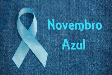 O mês de novembro marca a luta contra o câncer de próstata