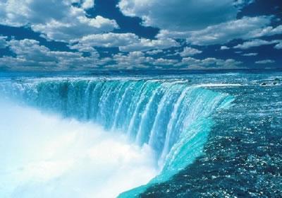 Água é um elemento vital para a vida na terra.