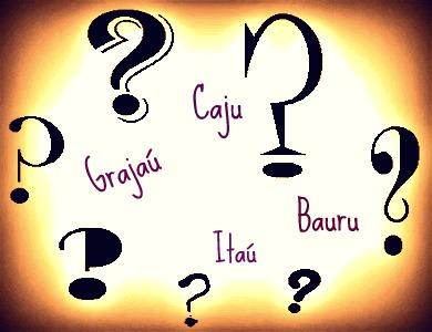 """A acentuação ou não da letra """"u"""" se encontra relacionada aos pressupostos preconizados pela gramática"""