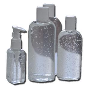 O álcool em gel 70%, utilizado para a desinfectar as mãos, pode ser feito de modo caseiro