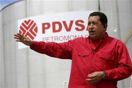Hugo Chávez e PDVSA