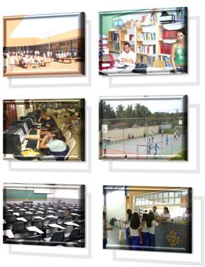 É importante tirar tempo para analisar a estrutura física da escola em que se está fazendo estágio