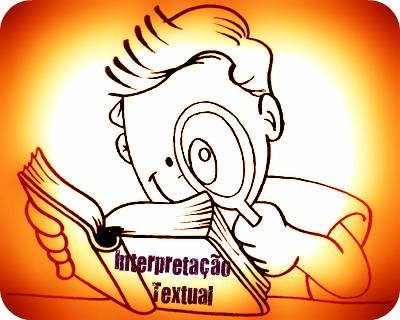 A interpretação textual se dá mediante o desvendar do discurso