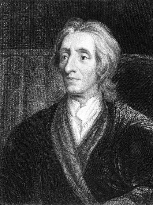 John Locke é um grande nome da Filosofia Moderna.