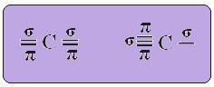 Ligações sigma e pi realizadas pelo carbono