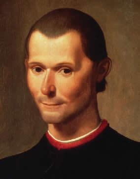 Maquiavel ensinou como o governante deveria agir e quais virtudes deveria ter a fim de se manter no poder e aumentar suas conquistas