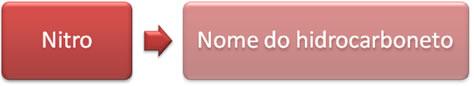 Nomenclatura dos nitrocompostos
