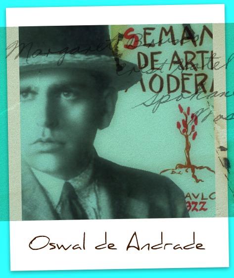 Oswald de Andrade e a era Modernista - Brasil Escola