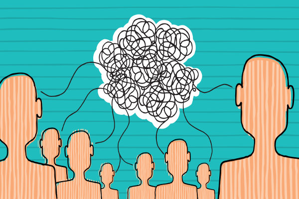 O senso comum é adquirido, muitas vezes, por meio das convenções coletivas.